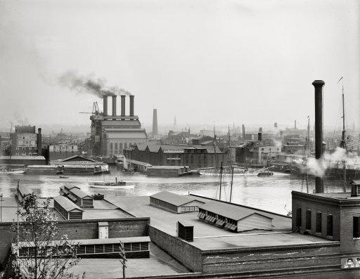 Balt Harbor 1903